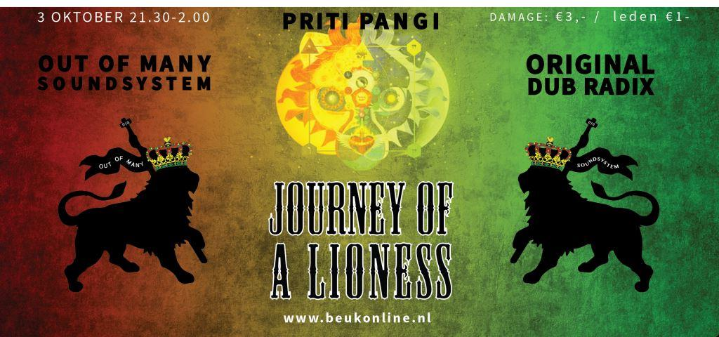 heAderdebeukjourney of lioness 3okt low res